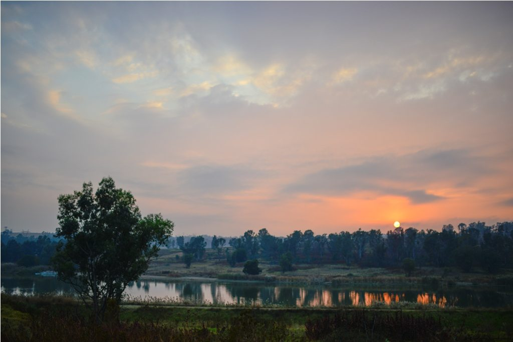 The Muldersdrift area is renowned for its rural beauty, just beyond the city limits of Johannesburg and Pretoria. Photo by ZC Marketing Consulting.