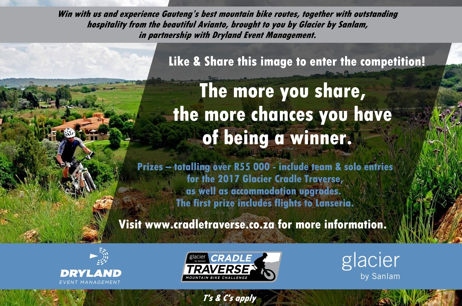 Win Glacier Cradle Traverse Entries