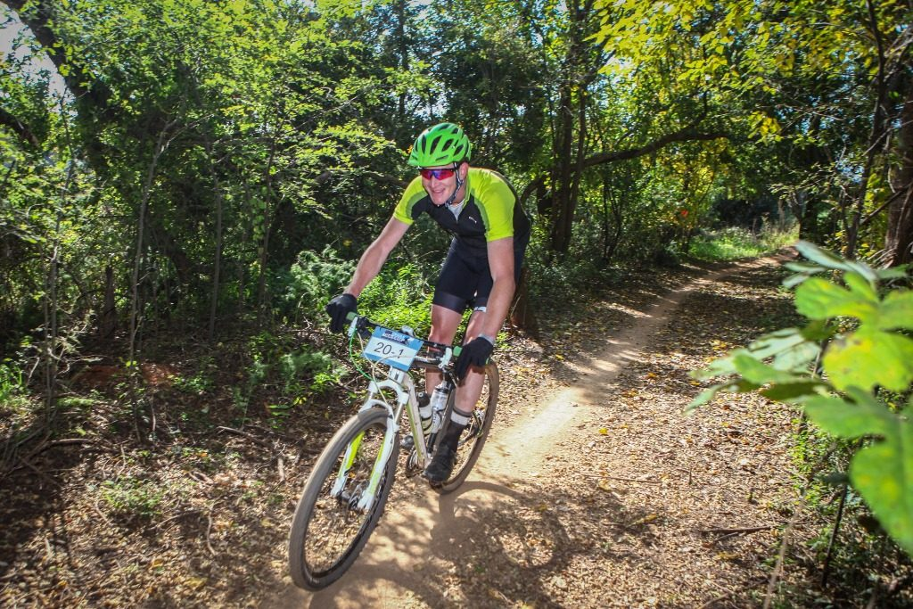 The Glacier Cradle Traverse promises fun on the best trails of the Muldersdrift/Cradle of Humankind singletracks. Photo by Oakpics.com.