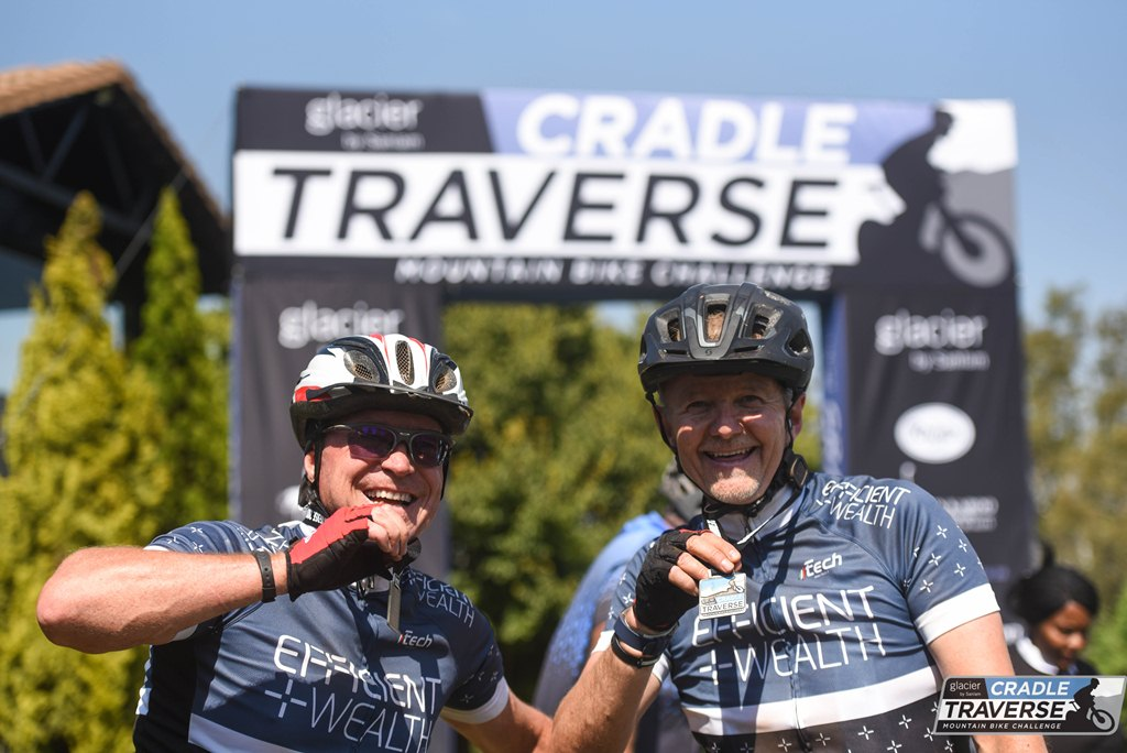 Economist Roodt Grabs High Returns From Glacier Cradle Traverse Experience