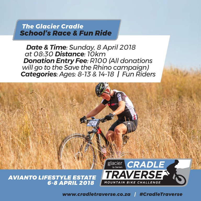 Cradle Traverse e-invite template